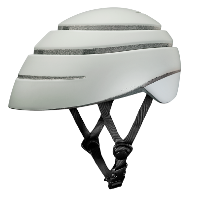 CLOSCA™ HELMET LOOP PEARL/WHITE
