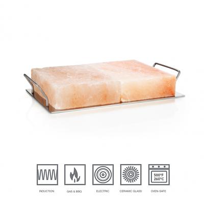 007 BBQ Pro - HIMALAYAN SALT BLOCKS [8,5 kg]