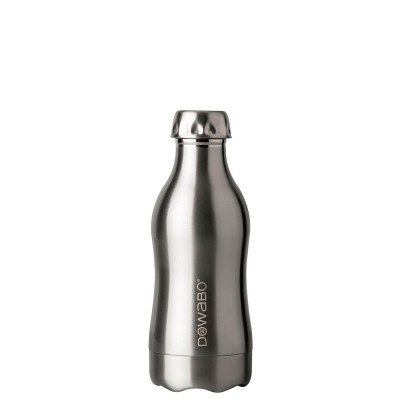 DOWABO® Bottle - Pure Steel 350ml