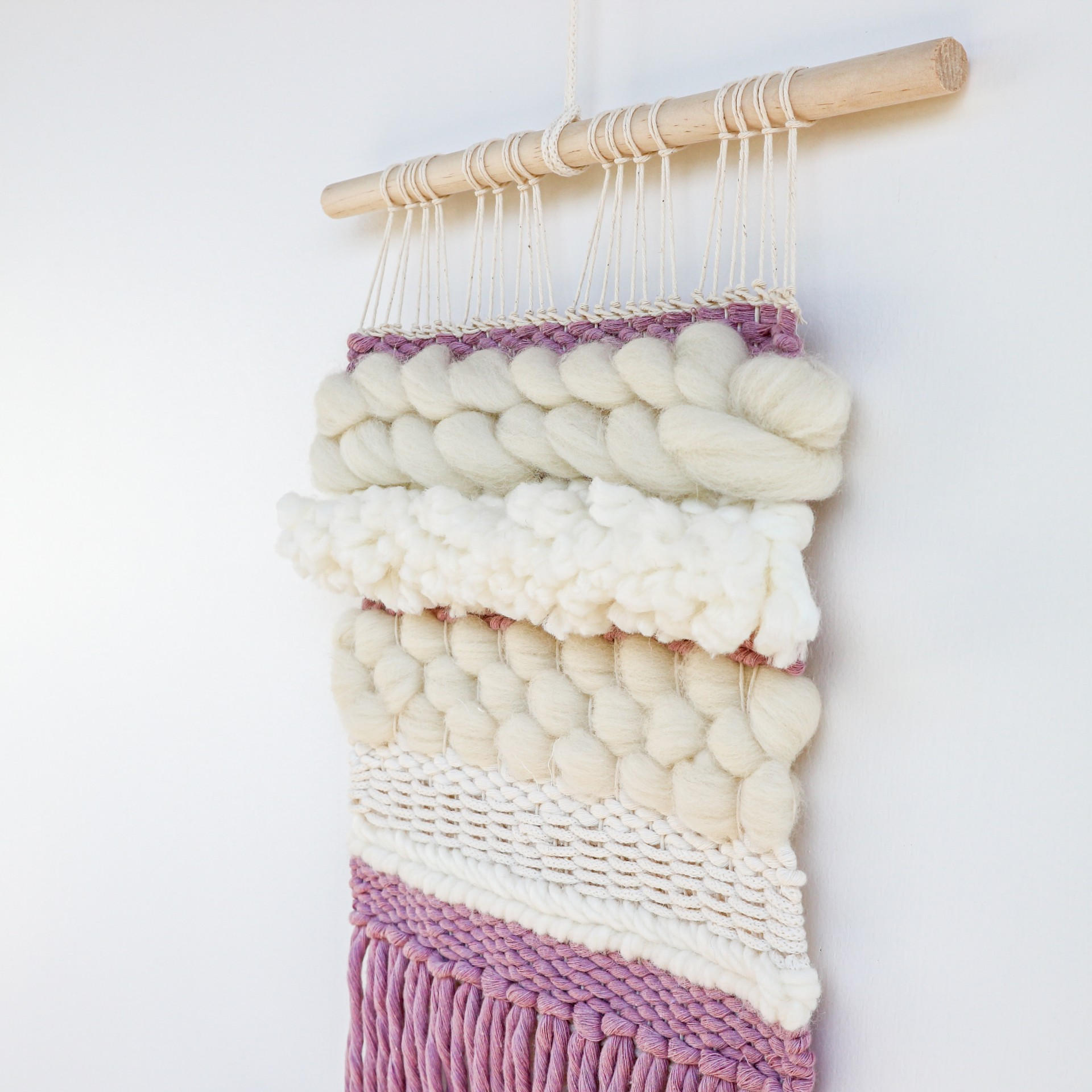 """Pink Weaving"""