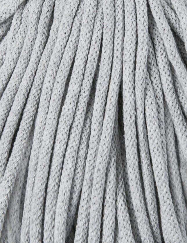 Fio de algodão entrançado 5mm | Light Grey