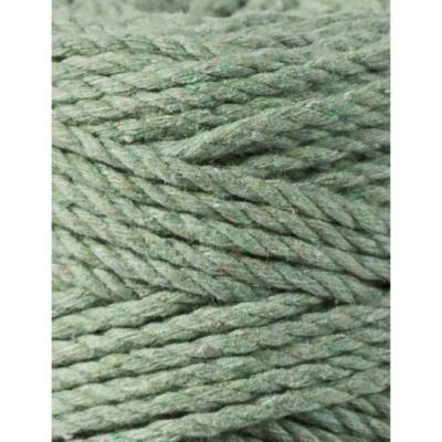 """Corda de 3 cabos """"Bobbiny"""" 3mm   Eucalyptus Green"""