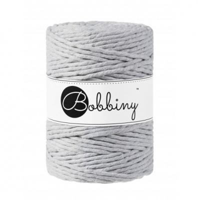 Fio de algodão torcido 5mm | Light Grey