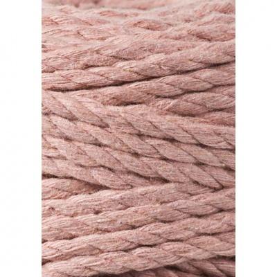 "Corda de 3 cabos ""Bobbiny"" 5mm | Blush"