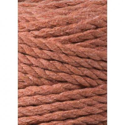 "Corda de 3 cabos ""Bobbiny"" 5mm   Terracota"