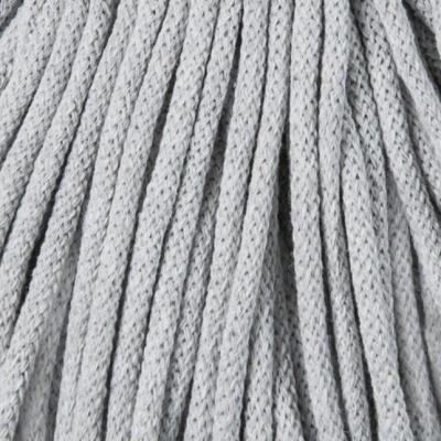 Fio de algodão entrançado 5mm   Light Grey