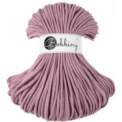 Fio de algodão entrançado 5mm | Dusty Pink