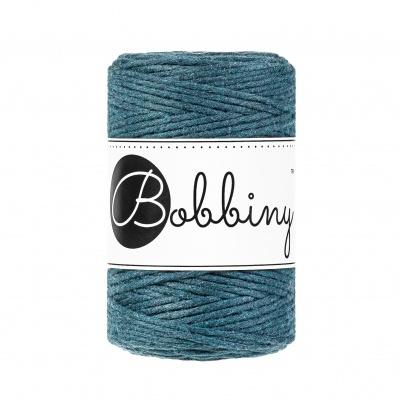 Fio de algodão torcido 1.5mm | Peackoc Blue