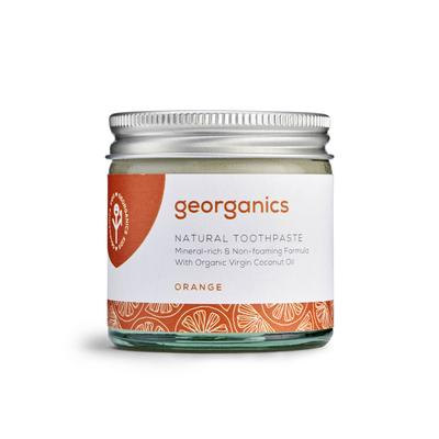 Pasta de Dentes Natural Georganics – Mandarina Vermelha