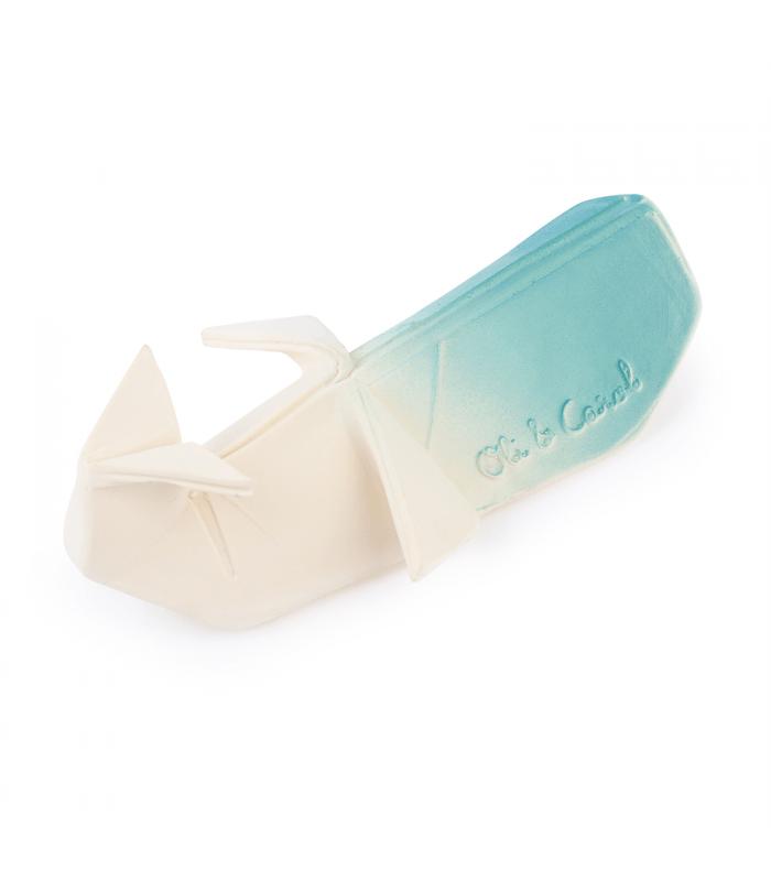 Mordedor Oli&Carol - H2Origami Baleia