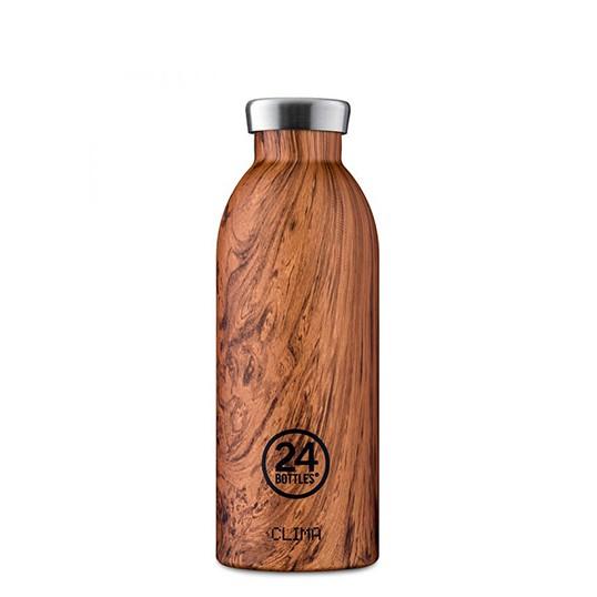 Garrafa 24Bottles Clima - Sequoia 500ml (Térmica)