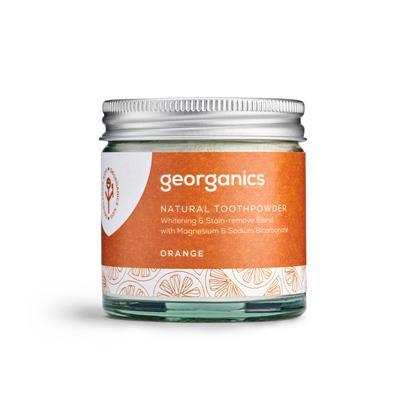 Pó Dentário Georganics – Mandarina Vermelha