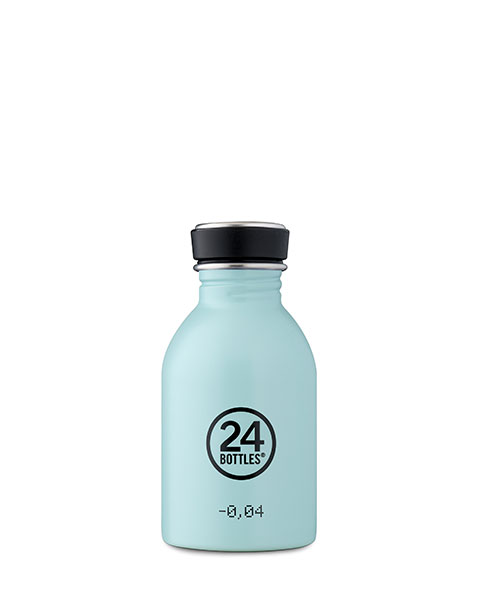 Garrafa 24Bottles Urban - Cloud Blue 250ml