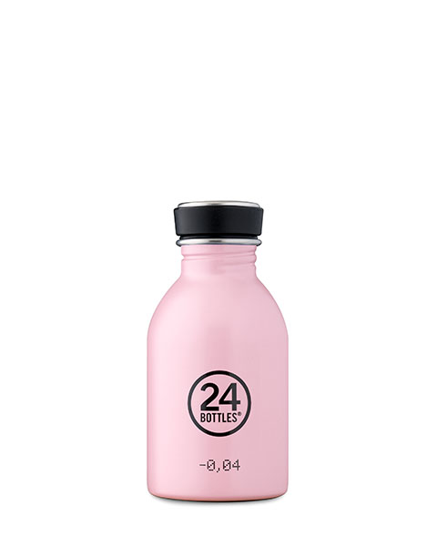 Garrafa 24Bottles Urban - Candy Pink 250ml