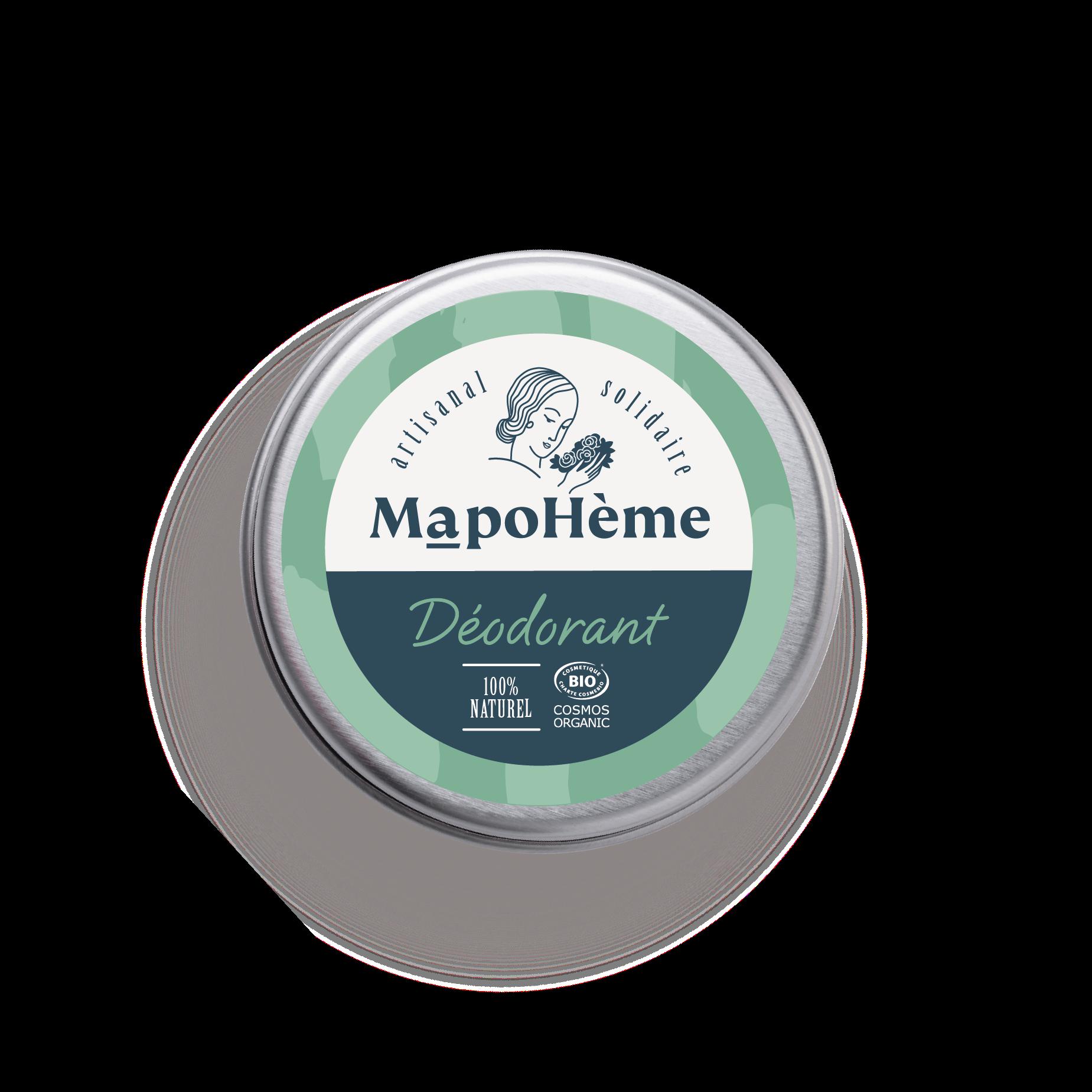 Desodorizante Natural - MapoHème