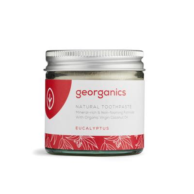 Pasta de Dentes Natural Georganics – Eucalipto