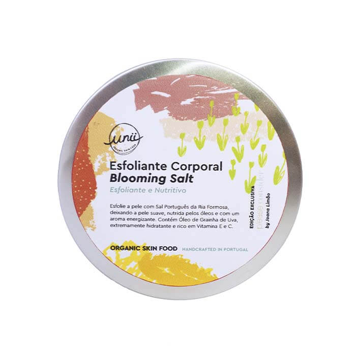 Esfoliante Corporal Unii - Blooming Salt