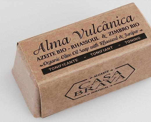 Sabonete Casa Brava - Alma Vulcânica