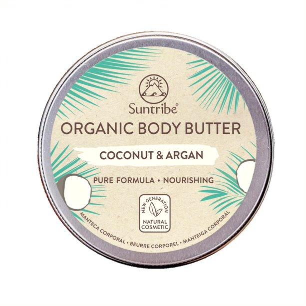 Manteiga de Corpo Suntribe – Coco e Argão