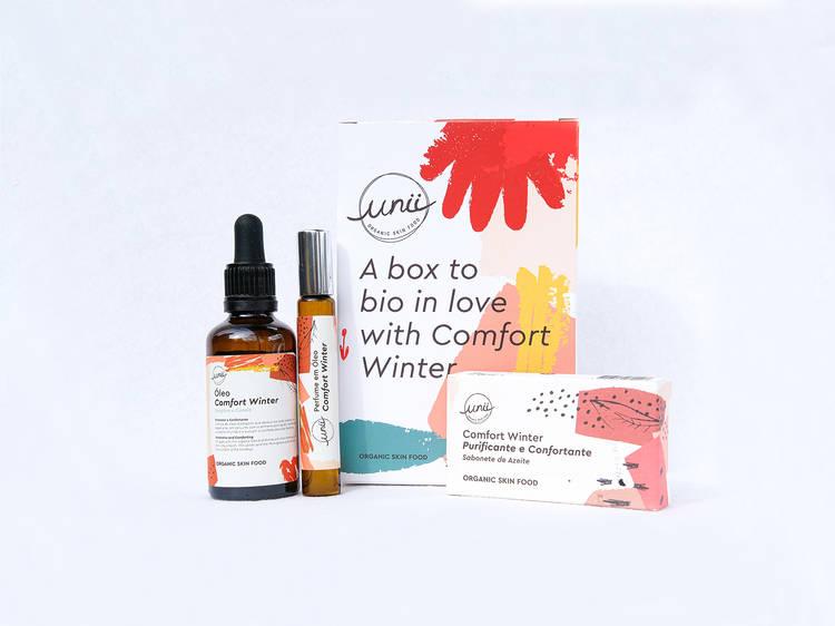 Conjunto Unii - Comfort Winter