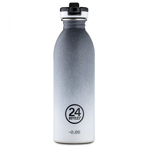 Garrafa 24Bottles Athleisure - Tempo Grey 500ml