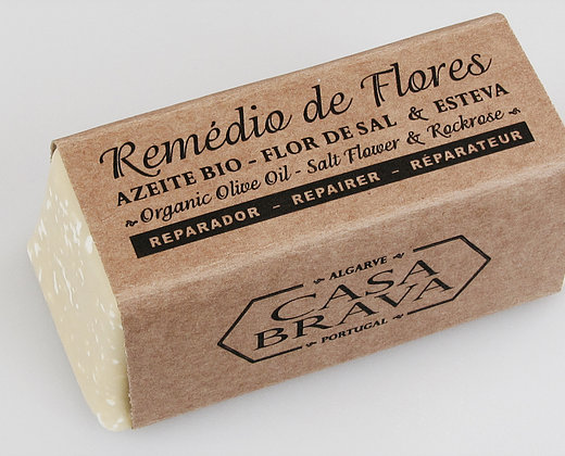 Sabonete  Casa Brava - Remédio de Flores
