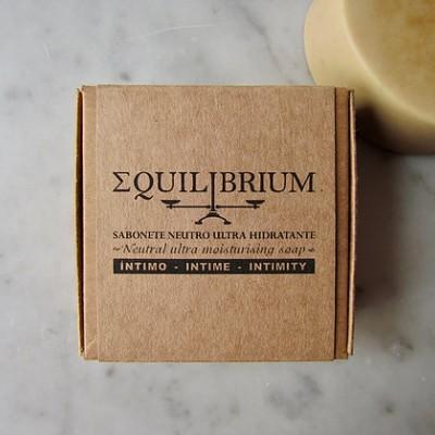 Sabonete íntimo - Equilibrium