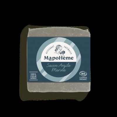 Sabonete de Argila Marinha - MapoHème