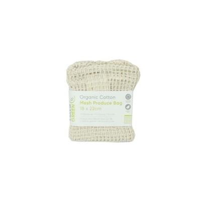 Saco Reutilizável A Slice of Green - Rede Pequeno