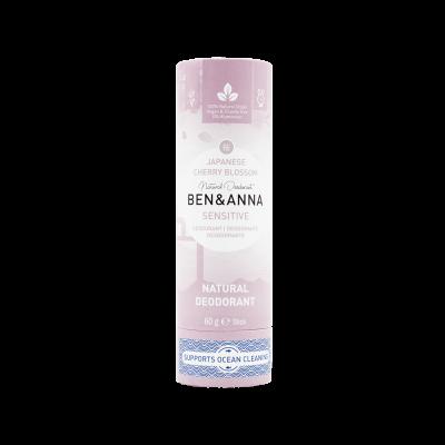 Desodorizante Natural Ben&Anna - Sensitive