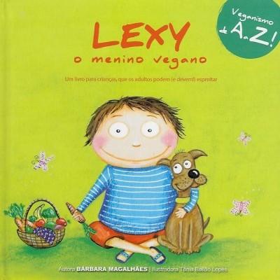 Lexy: O menino Vegano