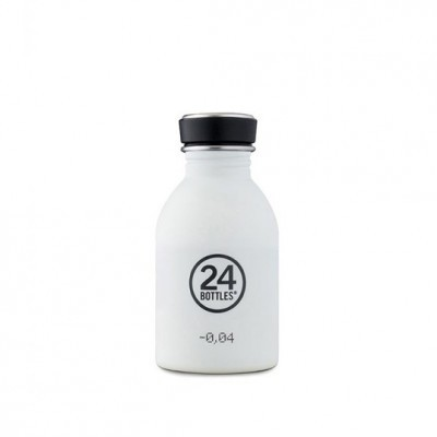 Garrafa 24Bottles Urban - Ice White 250ml