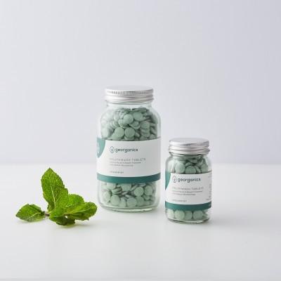 Elixir Pastilhas Georganics  – Hortelã