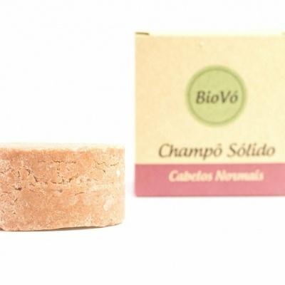 Champô Sólido BioVó - Cabelos Normais
