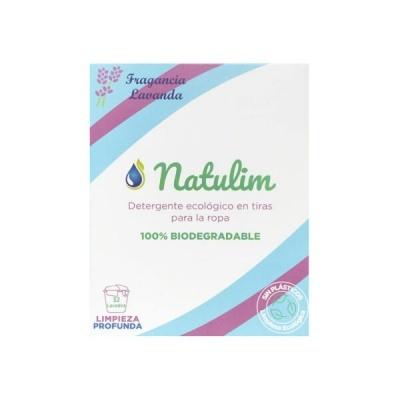 Detergente Roupa em Tiras Natulim