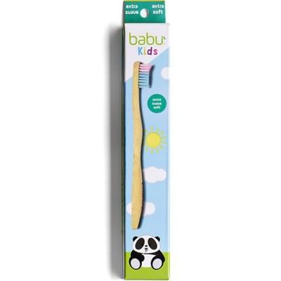 Escova de Dentes Ecológica Babu – Criança