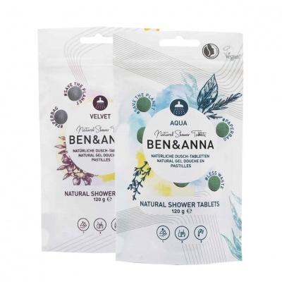 Pastilhas para o Banho - Ben&Anna