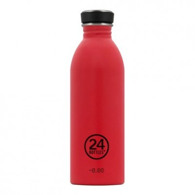 Garrafa 24Bottles Urban - Hot Red 500ml