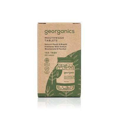 Elixir Pastilhas Georganics  – Árvore do Chá