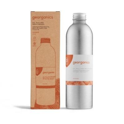 Elixir Óleo Georganics – Laranja