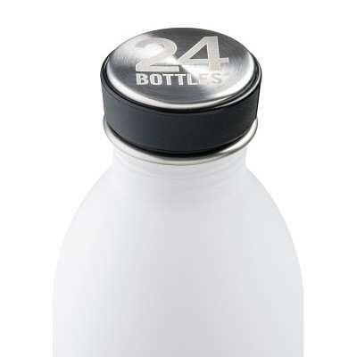 Garrafa 24Bottles Urban - Ice White 500ml