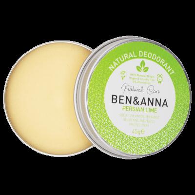 Desodorizante natural Ben & Anna - Lata