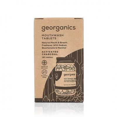 Elixir Pastilhas Georganics – Carvão Activado