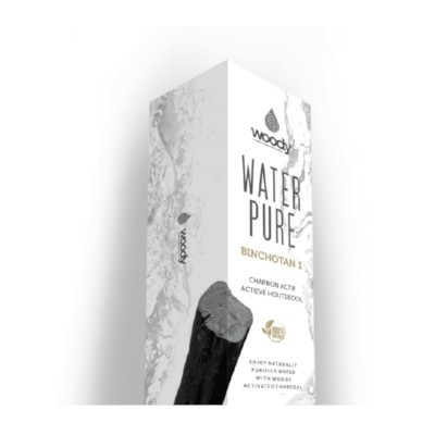 Filtro de Carvão Ativo Purificador de Água - WOODY