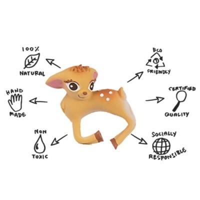 Mordedor Oli&Carol - Olive o Bambi