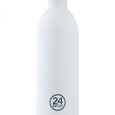 Garrafa 24Bottles Urban - Ice White 1000ml