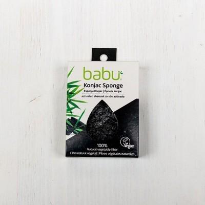 Esponja Natural Konjac Babu