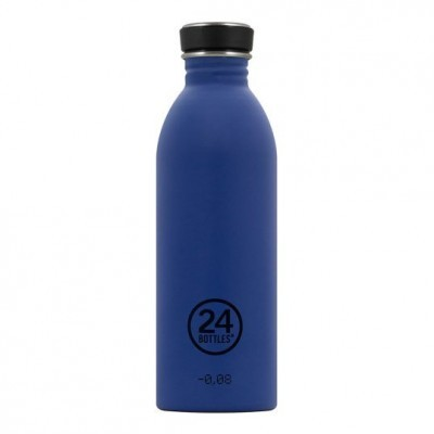 Garrafa 24Bottles Urban - Gold Blue 500ml