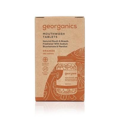 Elixir Pastilhas Georganics  – Laranja