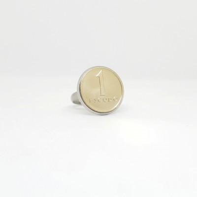 Anel 1$ Escudo